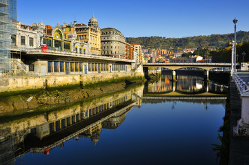 Estuary of Bilbao, Spain