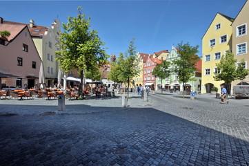 Bischof-Sailer-Platz Landshut #3599