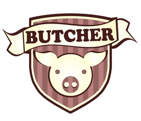 coat of arms - butcher