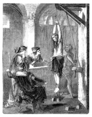 """Witch"" : Medieval Torture - Inquisition"
