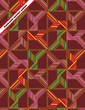 Patchwork -seamless pattern