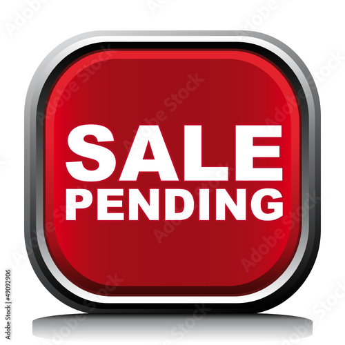 SALE PENDING ICON