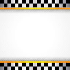 Race background square