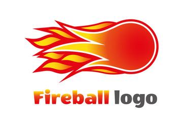 Fireball logo