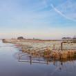 Scenic rural landscape