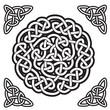 Celtic ornament (gordian knot)