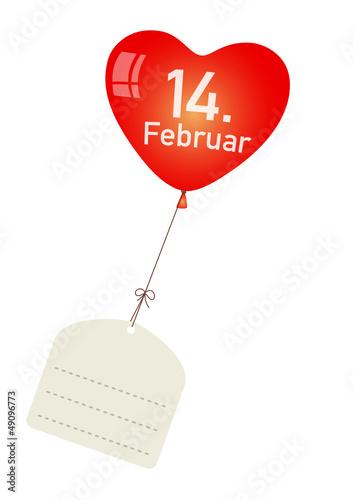 14. Februar