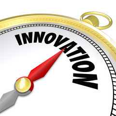 Innovation Gold Compass Points to New Change