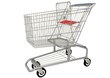 Shopping cart isoview