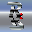 Logo R red point 2
