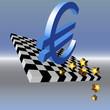Eurospielfeld Sterne fallen