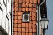 Strassenlaterne in Wernigerode