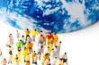 群集と地球