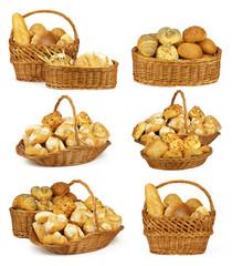 Bułki z chlebem