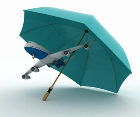 conception of insurance on air flights