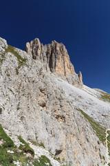 Catinaccio - Sforcella peak