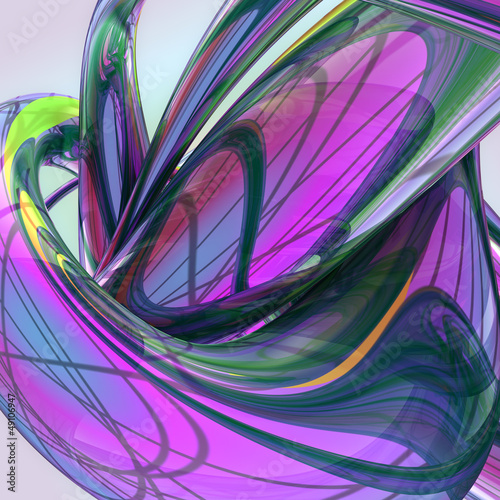 Abstract background. Bright and festive.