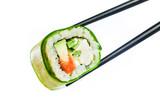 Fototapete Sushi - Rot - Fische