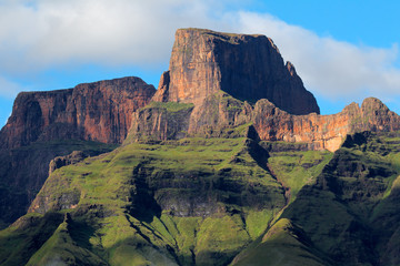 Drakensberg mountains, Royal Natal National Park,