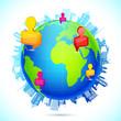 Worldwide Human Networking