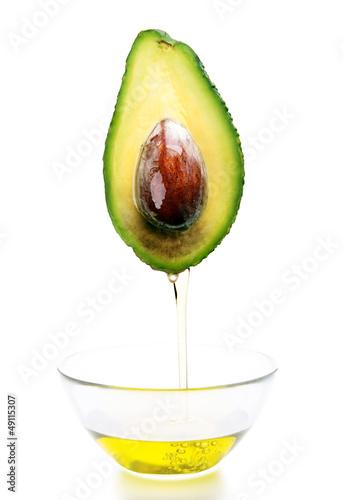 avocado oil, avocado