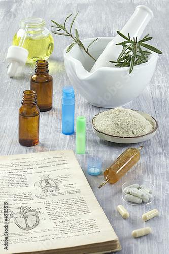 Médecine naturelle  non conventionnelle