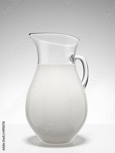 Jug of milk