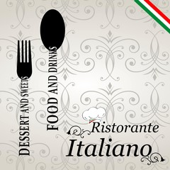 menu italiano II