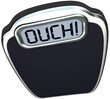 Ouch Word on Scale Lose Weight Diet Exercise