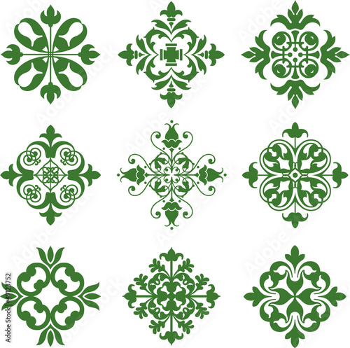 Clover Leaf Icons