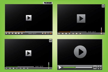 4 Classy Web Video Players