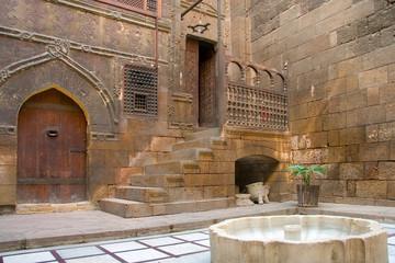 Gary Anderson house, Cairo, Egypt