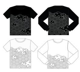 Graphic T-shirt design