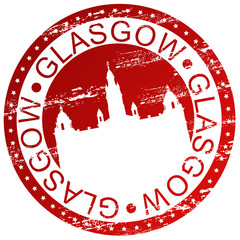 Stamp - Glasgow, Scotland