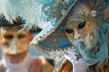 maschere carnevale di venezia 2042