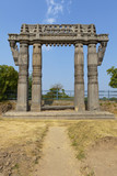 Warangal Fort, near Hyderabad, Andhra Pradesh