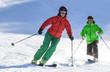 zusammen skifahren