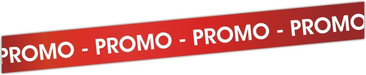 banderole promo