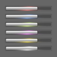 Progress bars collection