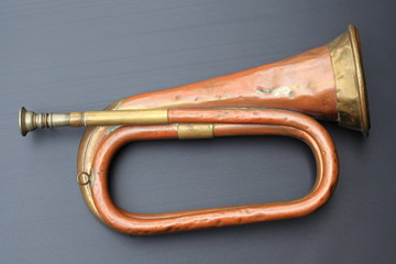 Old Battered Bugle
