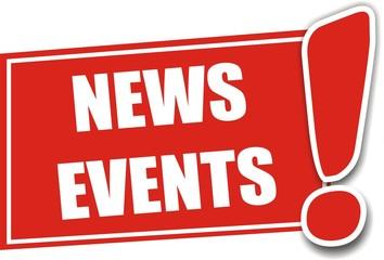 étiquette news events