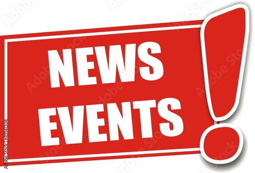 étiquette news events