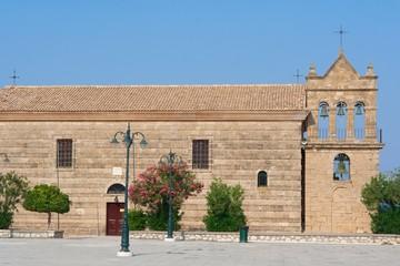 Zakynthos St Nicholas Church Bell Tower