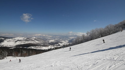 Bjelašnica mountain, Bosnia