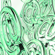 Internet Background - green -