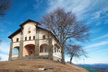 Santuario di san Bernardo - Bielmonte