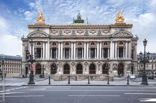 Opéra Garnier Paris - 49148998