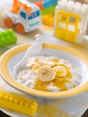porridge for baby
