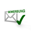 bewerbung, mail, online, job, arbeit, jobbörse,