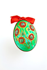 Hand painted egg
